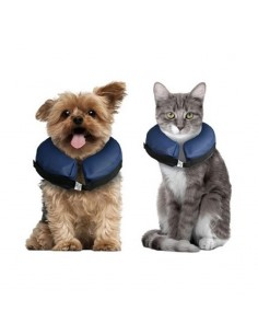 COLLAR VETERINARIO INFLABLE