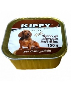 KIPPY DOG PATE CORDERO Y ARROZ