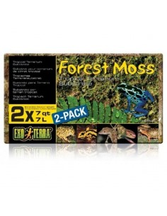 EXOTERRA FOREST MOSS SUSTRATO MUSGO