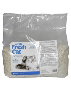ARENA AGLOMERANTE WHITE FRESH CAT 5KG
