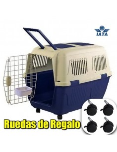 IATA TRANSPORTIN CON RUEDAS 92 CM