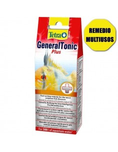TETRA MEDICA GENERAL TONIC PLUS 20ML 500 LITROS