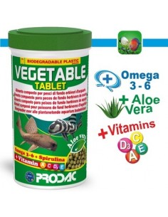 VEGETABLE TABLET PRODAC