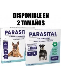 COLLAR ANTIPARASITARIO PARASITAL (ZOTAL)