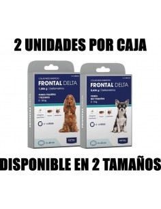 COLLAR MEDICAMENTOSO FRONTAL DELTA