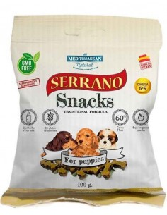 SERRANO PUPPY SNACKS