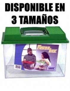 TRANSPORTIN FAUNA BOX CON ASA